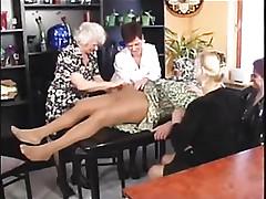 Orgy porn clips - hot mom fucks