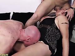 Tubo pornô gordinho - festa sexual do sexo feminino