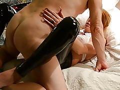 Vídeos de sexo delgado - tubo de mamá y niño