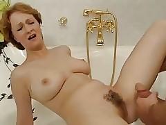 Tubo de jengibre porno - video porno esposa