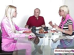 Swedish porn tube - me fucking my mom