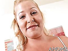 Rough porn clips - old mom sex