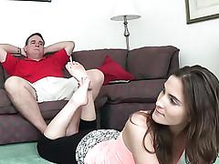 Bezaubernde Sexvideos - MILF wird gefickt
